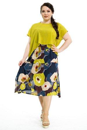 Платье-8120