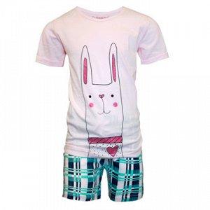Пижама для девочек арт 50040