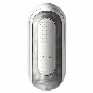 Tenga flip 0 (zero) white electronic vibration