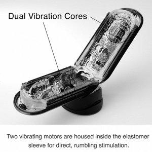 Tenga flip 0 (zero) black electronic vibration