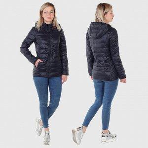 Женская куртка с капюшоном LC Waikiki – от холода-непогоды защищает и стиль качает №8021