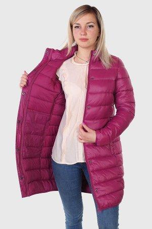 Удлинённая женская куртка Fox – на твой имидж работает брендовое качество №504