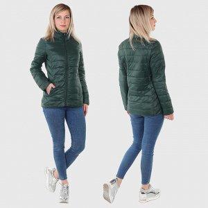 Фирменная женская куртка LC Waikiki – милитари стиль, приталенный крой №8022