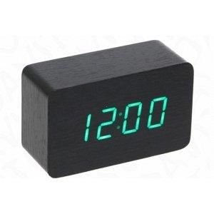 Электронные часы в деревянном корпусе VST-863-4