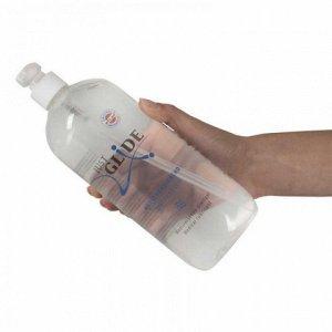 JUSTglide 1000 мл Гель-смазка на водной основе с дозатором