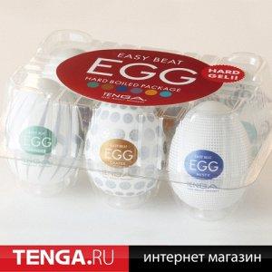 EGG Variety2 Hard Boiled Pack (6 in 1)