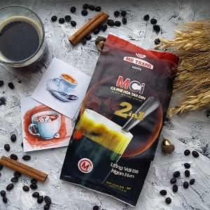 Растворимый кофе фирмы «ME TRANG» «MCI» 2в1