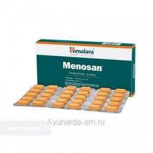 Menosan Tab / Хималая Менасан 60таб.