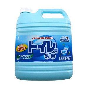 Очищающее и дезодорирующее средство для туалета  (с ароматом мяты, для флаконов с распылителем)