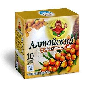 Иван-чай «Алтайский» с облепихой