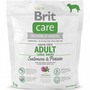 Brit Care Adult Large Breed Salmon&Potato д/соб круп.пород Лосось/Картофель 12кг (1/1)