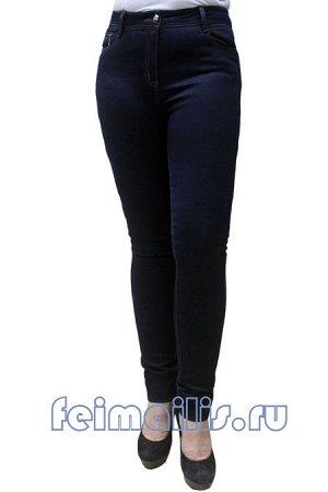 Зауженные синие джинсы SK8493 рр 13 (48)
