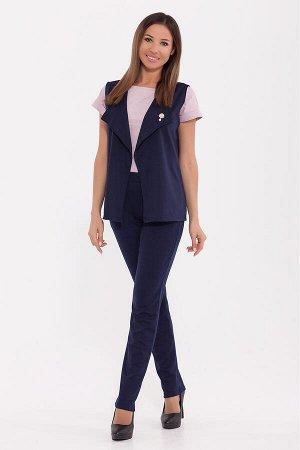 #72699 Женский костюм Темно-синий
