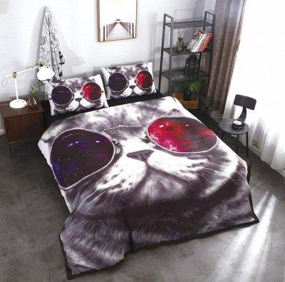 Роскошная постель - залог успешного дня! Новинки!🛌 — Прикольное постельное белье — Постельное белье