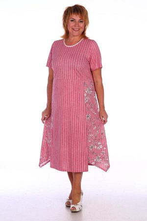 Платье легкое, розовый