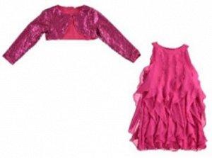 Комплект (кофта, платье)