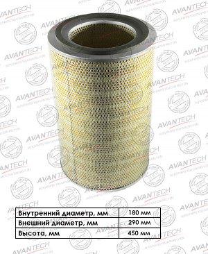 Фильтр воздушный Avantech AF1505
