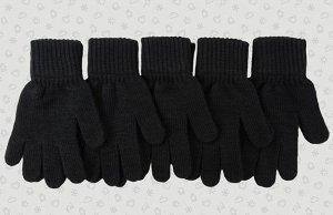 Перчатки Перчатки. Размер: 16,5 (11-13 лет). Состав: 100% Акрил. Подклад: Без подклада