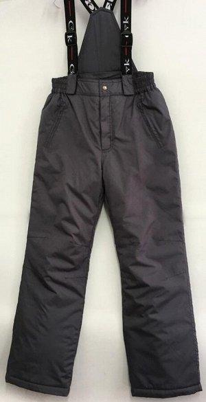 Детский зимний полукомбинезон-брюки ПКЗ-4м.