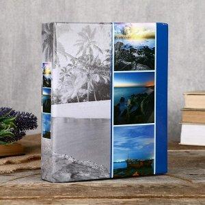 """Фотоальбом Fotografia на 200 фото, 10*15 см., """"Морской пейзаж"""""""