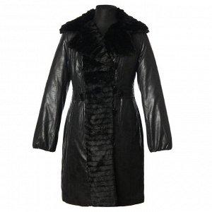 Пальто женское утепленное, ASSAVI (Россия)