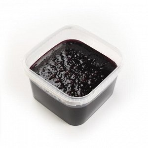 Варенье из черной смородины с ежевикой и имбирем