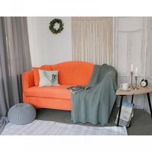 Чехол для мягкой мебели в детскую ,2-х местный диван,наволочка 40*40 см в ПОДАРОК 24809