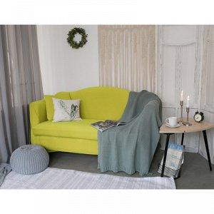 Чехол для мягкой мебели в детскую ,2-х местный диван,наволочка 40*40 см в ПОДАРОК 248098