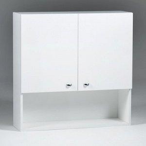 Шкаф Вега 8004 белый, 80 х 24 х 80 см