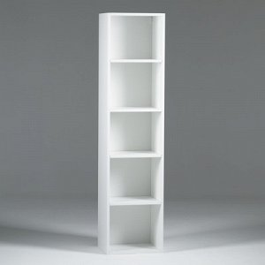 Пенал подвесной открытый Вега 3605 белый, 36 х 30 х 150 см