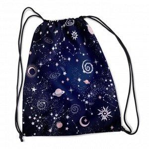 Сумка-рюкзак Небо с созвездиями