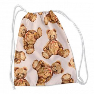 Сумка-рюкзак Плюшевые медвежонок