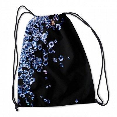 Фотошторы, фототюль и домашний текстиль с фотопечатью — Сумки-рюкзаки