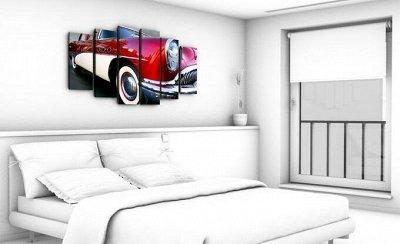 ♥ Картины и Часы - 63 ♥ Новинки!  — Модульные картины-Машины — Картины