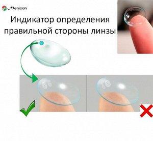 Мягкие контактные линзы Premio bc8.6 (6 линз) МИНУС