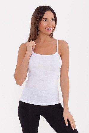 #73314 Майка (BON-AR) Белый