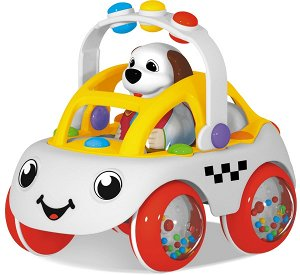 "Машинка ""Пышка. Такси"" 01950 (1/6)"