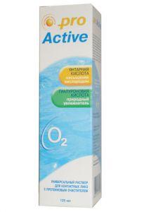 Р-р для контактных линз Optimed pro Active, 125мл