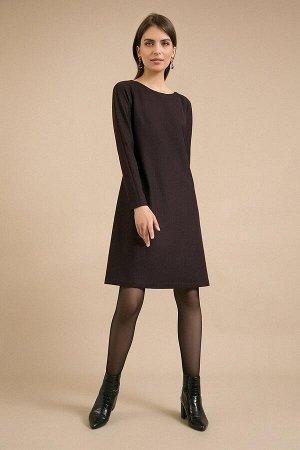 Платье 56-58р, бордовое