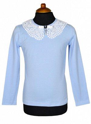Блузка Deloras 62120 Голубой, рост 158. Новая.