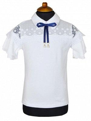 Блузка Deloras Z 62077 S Белый *