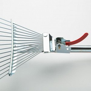Грабли веерные регулируемые с ручкой ТД61-0006