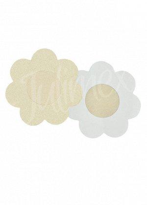 PS-07 Nipple Наклейки на соски (цветочек)