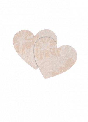 PS-04 Nipple Наклейки на соски (сердце)