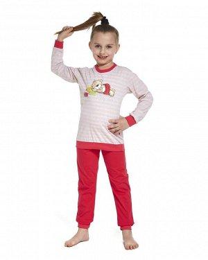 594/592 Пижама для девочек со штанами