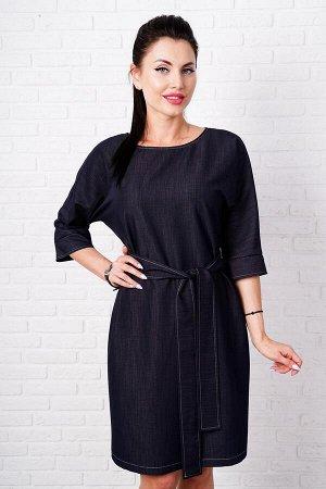 Платье Джуди джинс П876-15