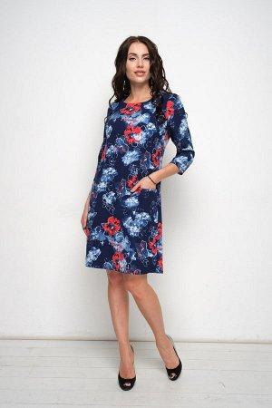 Платье Ева Флауэр П478-6