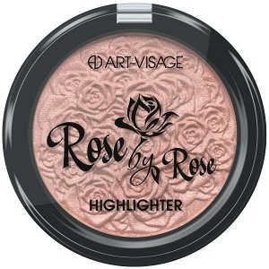 "Хайлайтер AV ""Rose by Rose"" «Perfect Shine»  №102 натурально  - персиковый"