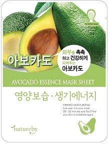 Маска для лица Avocado Essence Mask Sheet