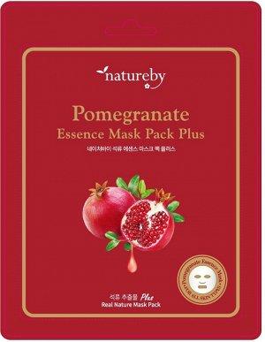Премиальная маска для лица Pomegranate Essence Mask Pack Plus
